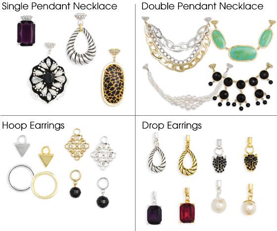 Miche Jewelry Accent Pieces