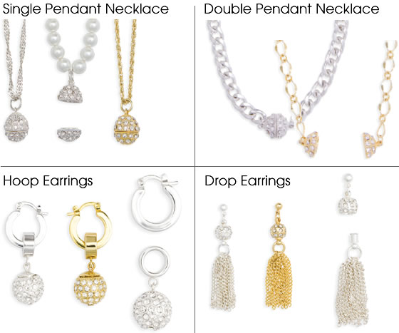 Miche Jewelry Base Products