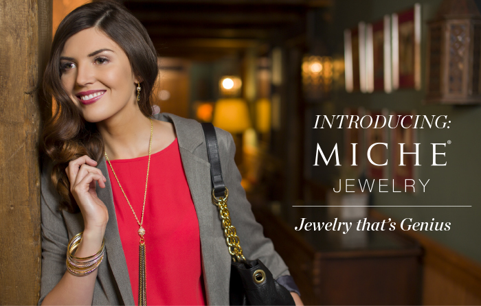 Introducing Miche Jewelry!