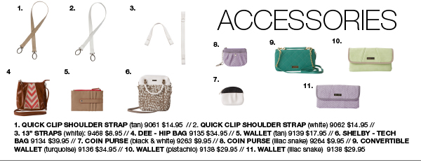 Miche February 2014 Product Releases