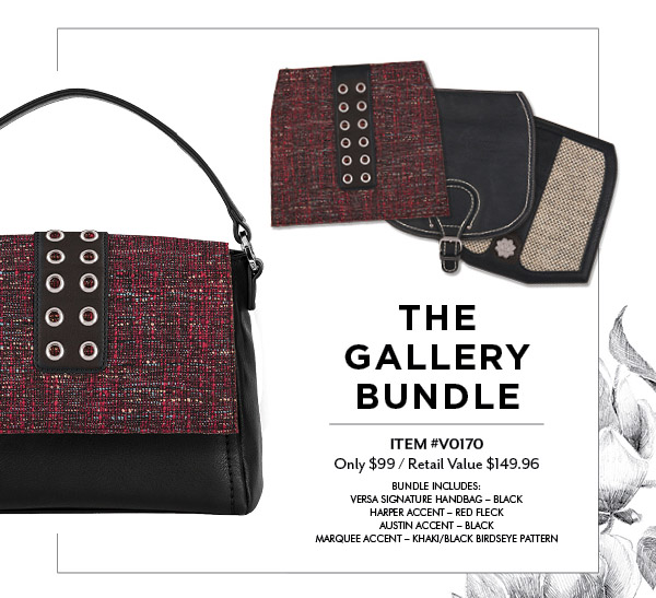Magnolia and Vine VERSA Handbags Sale!