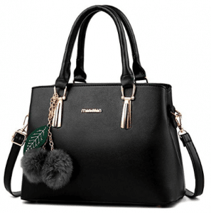 PU Leather Tote Handbags
